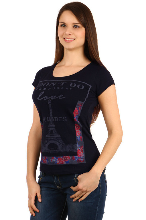 Women's T-shirt Eifel