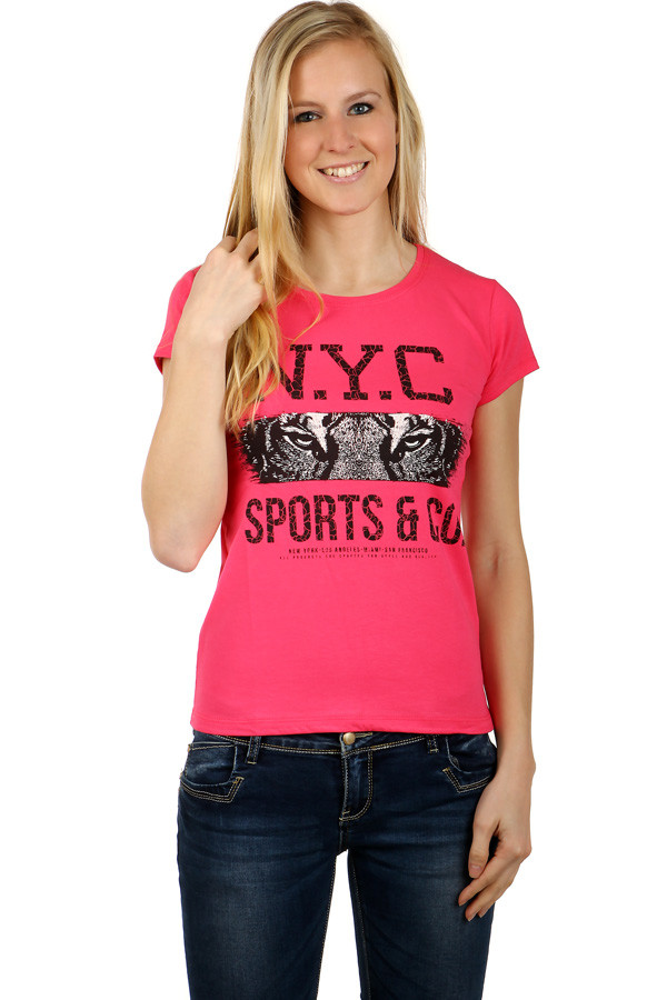 Women's T-Shirt NYC