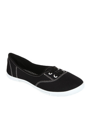 Comfortable sports ballerinas for womens. Material: upper, insole from textile lining.