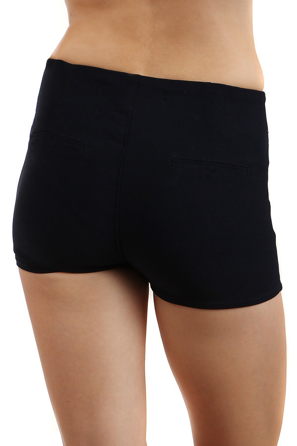 Women's High Waist Shorts