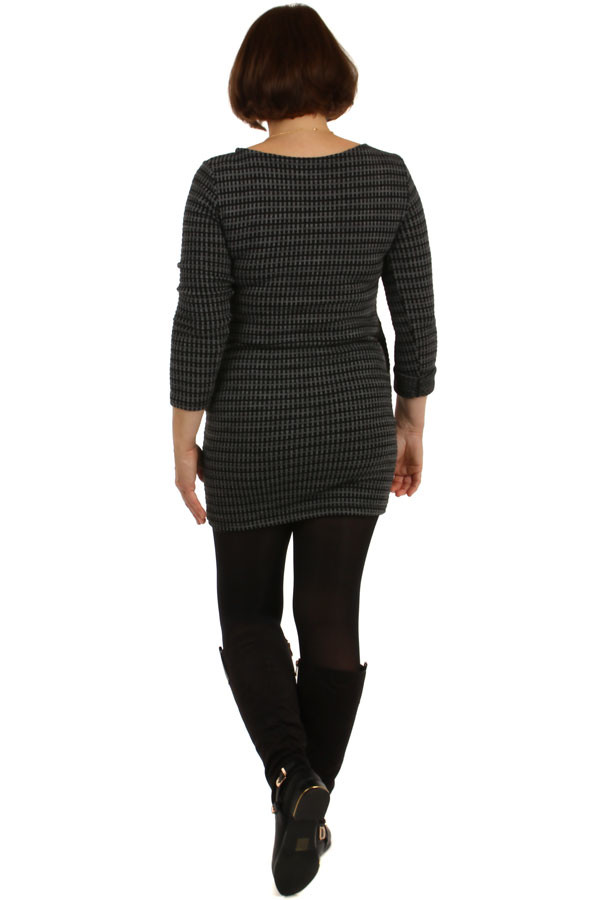 Women's Long Sleeve Knit Dress