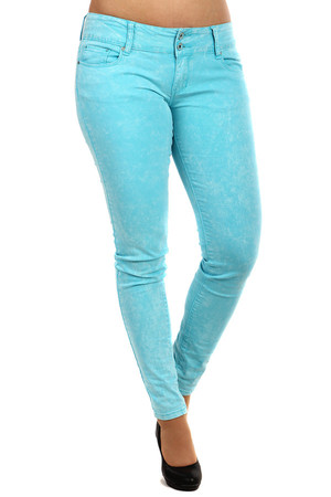 Women's skinny jeans with a low waist. Material: 95% cotton, 5% elastane.