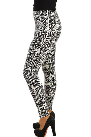 Women's leggings with various imaginative patterns. Material: 95% cotton, 5% elastane