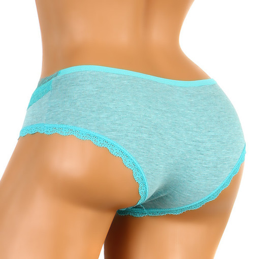 Lace women's cotton panties
