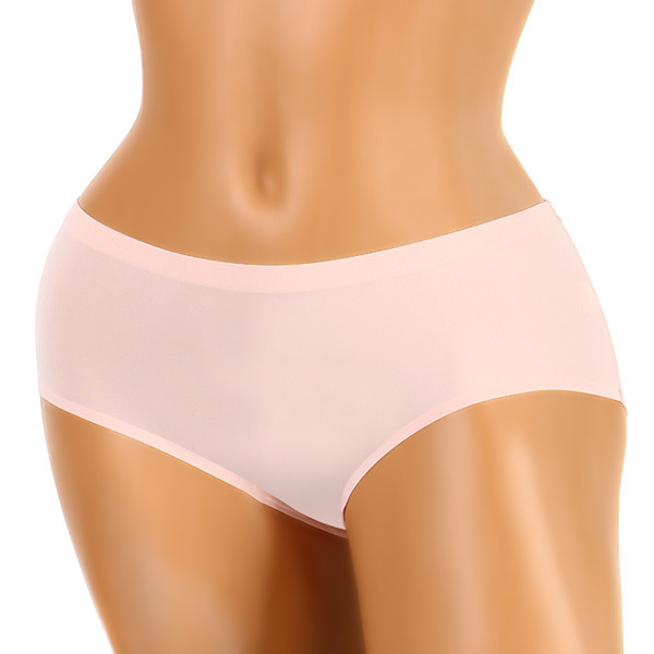 Women's invisible panties classic cut