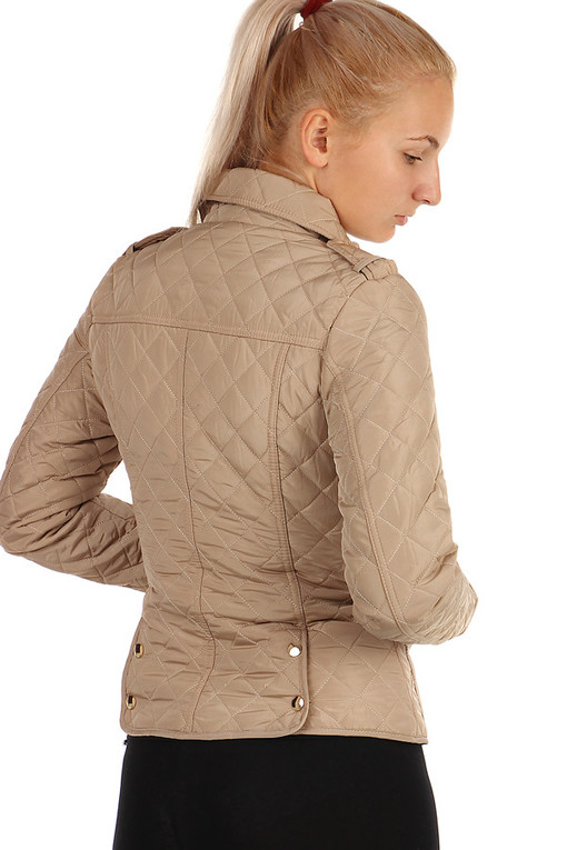 Women's Autumn Quilted Jacket