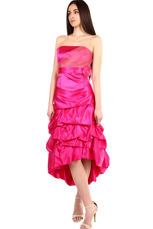 Women's Pink Corset Dress