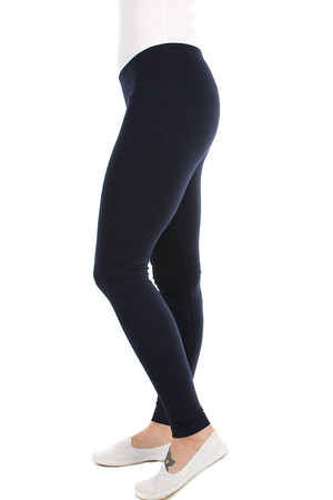 Women's simple leggings in different colors. Up to 4XL size - suitable also for full body. Import: Turkey Material: 92%