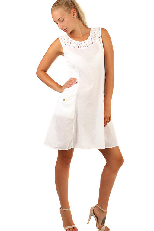 Women's Beach Cotton Dress