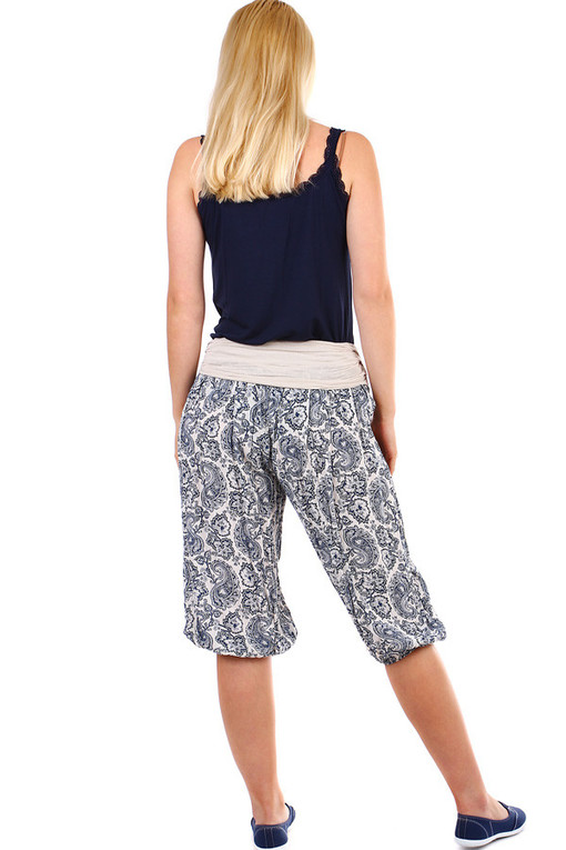 Women's 3/4 Harem Pants