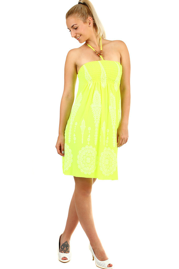 Women's Summer Beach Sleeveless Dress