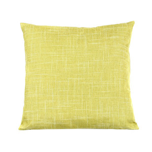 Pillow in one color. Cover can be removed and washed. Dimmensions: 42x42cm