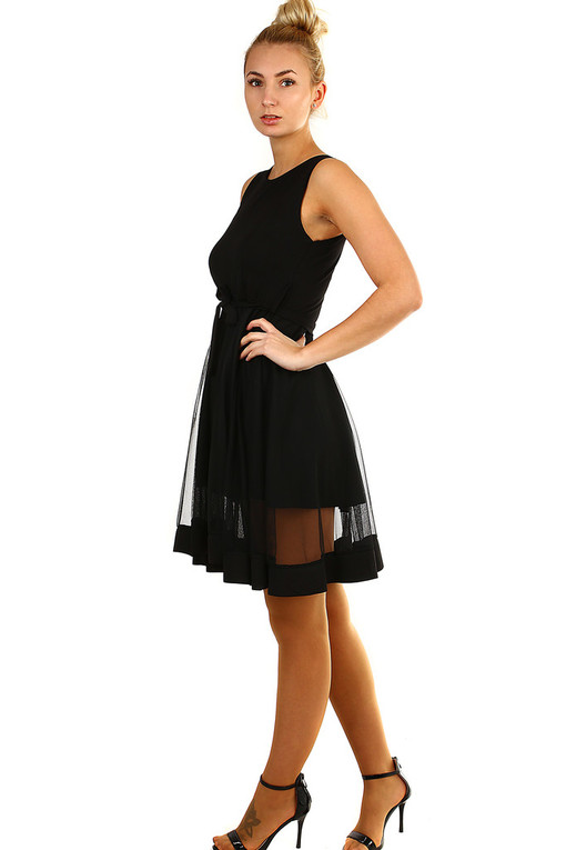 Short formal dress