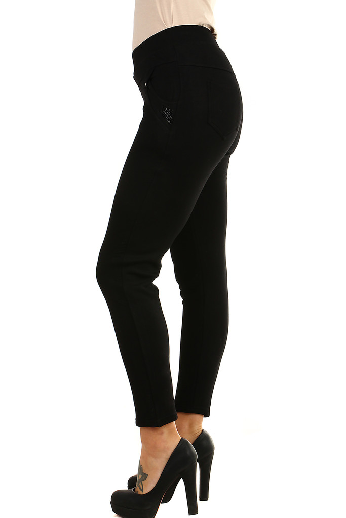 Thermo leggings with pockets