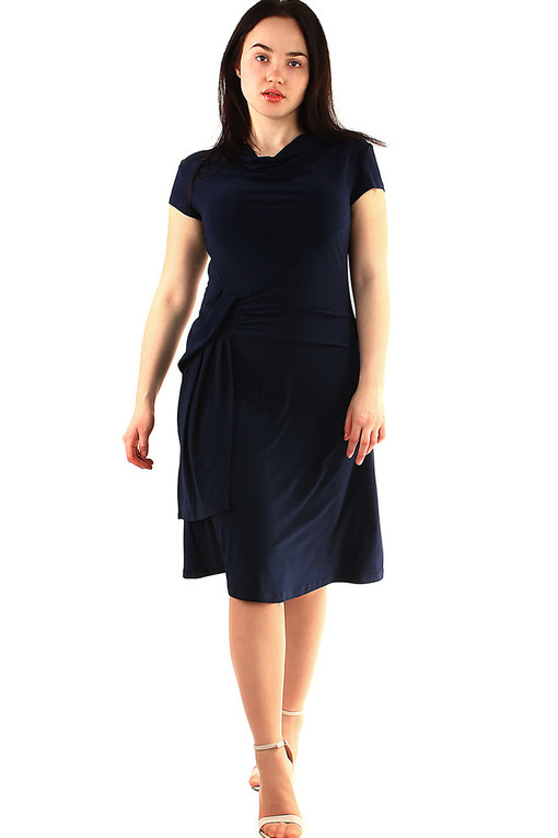 Evening dress short sleeves