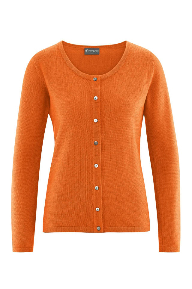 Women's wool sweater