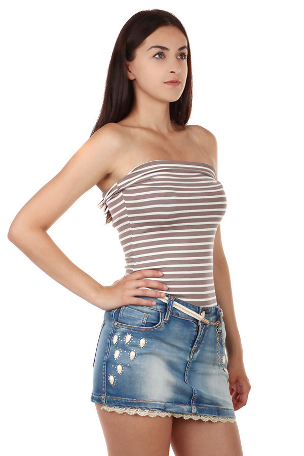 Ladies Strapless Top