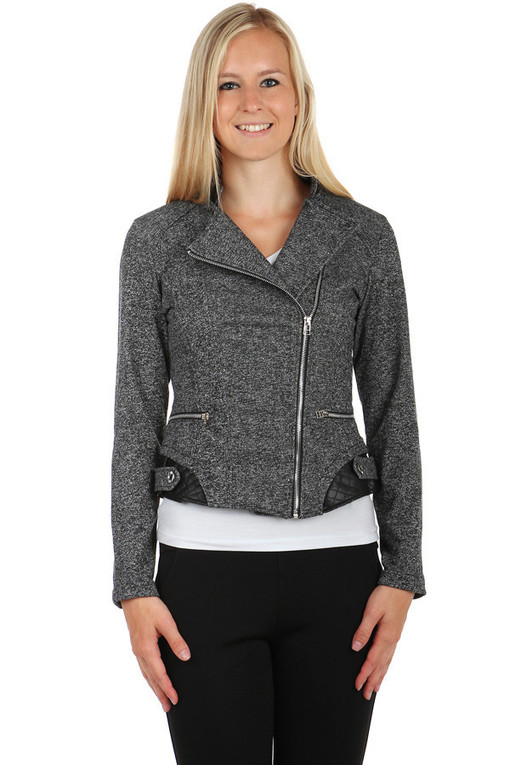 Ladies high-quality jacket plus size