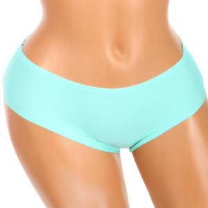 Stylish panties with lace on the back. Material: 95% cotton, 5% elastane.